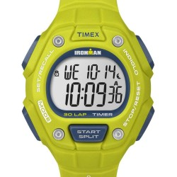 RELOJ TIMEX IRONMAN CLASSIC GREEN 30 MID-SIZE by UNITME ARGENTINA